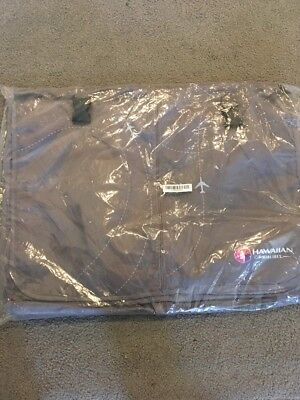 Hawaiian Airlines Foldable Garment Bag (New) No Longer In Production