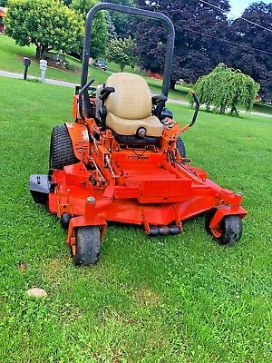 Diesel Scag Turf Tiger Saber Tooth Tiger  Zero Turn Ride On Commercial Mower