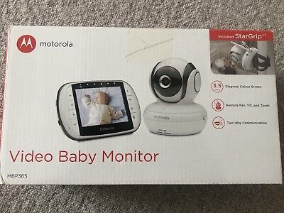 motorola baby monitor mbp36s Wireless Video