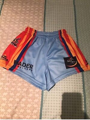 St. Johns Eagles Rugby League Players Shorts. 12