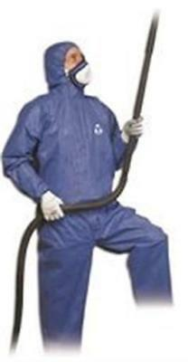 Honeywell Safety Products North Gen Pro Coverall Blue - Medium