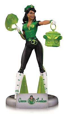 DC Collectibles DC Comics Bombshells: Green Lantern Jessica Cruz Resin Statue