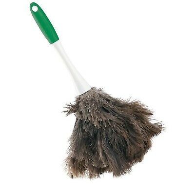 "Libman Handheld Feather Duster, Polypropylene and Sanoprene  13"" Handle (6 pack)"
