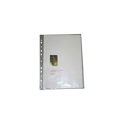 A5 Clear Sheet Protectors Pack Of 50