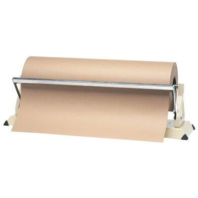 Marbig 600mm Dispenser/Holder/Mount for Wide Roll Kraft Paper/Packaging/Wrapping