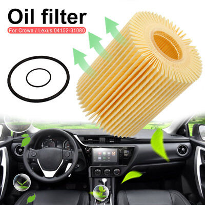 Auto Oil Filter Oil Filter LH Filter Accessorie Smooth Cleansing Oil