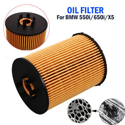 Oil Filter Car Oil Filter LH Lubricating Car Parts Replacement