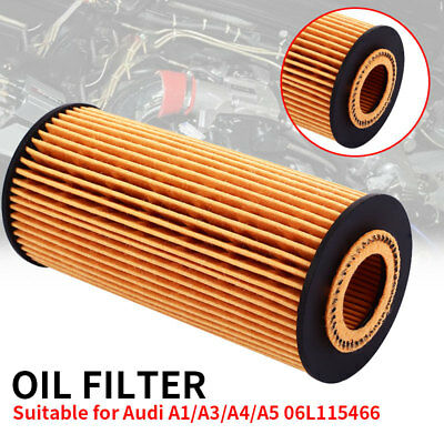 Auto Oil Filter Oil Filter LH Filter Accessorie Car Parts Smooth
