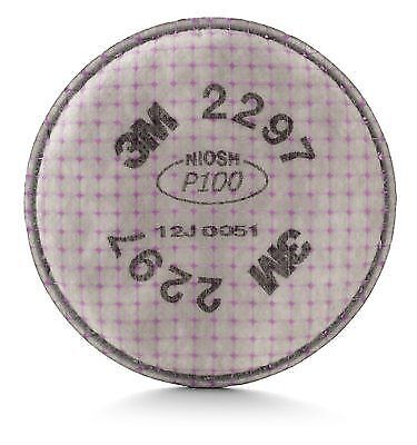 *Special* (1) 3M 2297 Advanced Particulate Filter P100 100 Each 17172