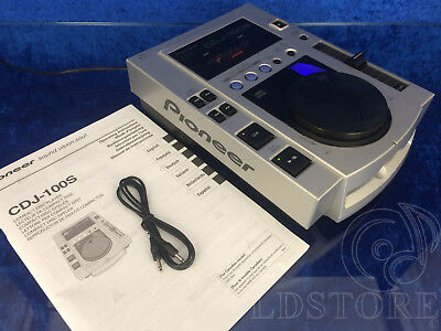 ►Pioneer Cdj 100S◄Lettore Cd Player Per Dj !! Cdj100 Professional Pitch Control