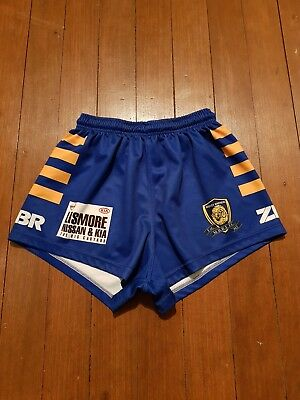 Marist Brothers CRL Rugby League Players Shorts NRL