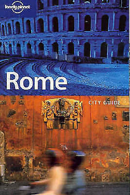 Very Good Garwood, Duncan, Rome (Lonely Planet City Guides), Paperback, Book