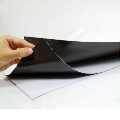 1A4 Magnetic Magnet Sheets Thickness Crafts Material  XA