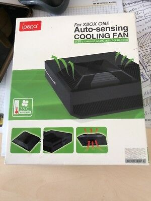 Xbox One Auto Sensing Cooling Fan
