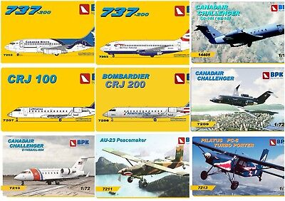 BIG PLANES KITS Scale Aircraft Models Scale Plastic Kit 1/72