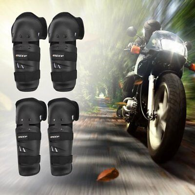 BSDDP 4Pcs Elbow Pads Kneepads Set Off-Road Elbow & Knee Protective Gear Set AZ