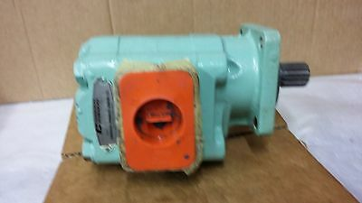 intertec commercial hydraulic high flow boost pump 300 litres a min, parker