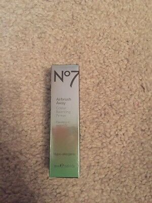 No 7 Airbrush Away Colour Balancing Primer