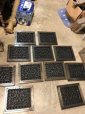 B 1 11 Available Price Each Cast-Iron Antique Heating Great 10 X 12 Wall Mount