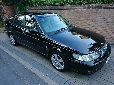 2002 SAAB 9-3 2.0 SE TURBO 5 Door Auto ***Only 67,451 Miles from New***