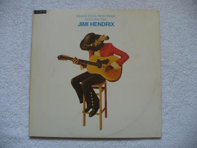 "Jimi Hendrix ""sound Track Recordings From The Film"" 1973 Ger Orig. Dolp Mint--"