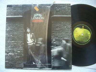 "John Lennon ""rock`n`roll"" 1975 Ger Original Apple Lp Mint- Beatles In Shrink Rar"