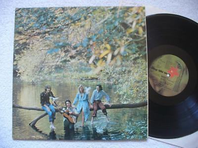 "PAUL McCARTNEY & WINGS ""WILD LIFE"" 1971 ROCK LP GER APPLE MINT-- VINYL BEATLES"