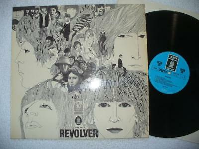 "The Beatles ""revolver"" 1966 Pop Meisterwerk Ger Hörzu Odeon Laminated Plays Top"