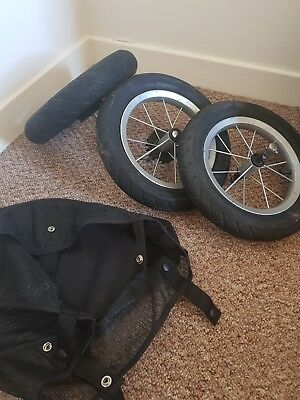 Mamas and Papas Sport 03 back wheel and tyre Rare