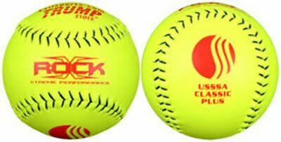"Trump Rock USSSA 12"" Classic Plus 52/275 Softball X-ROCK-CP-Y"