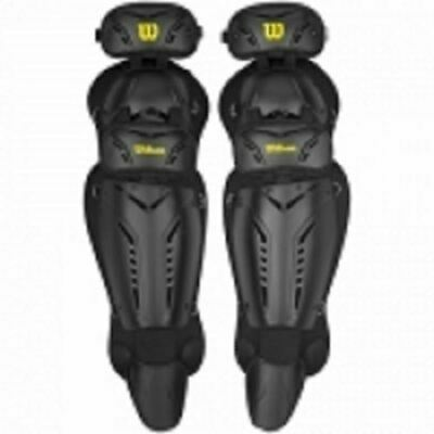 Wilson Guardian Triple-Knee Umpire Shin Guards