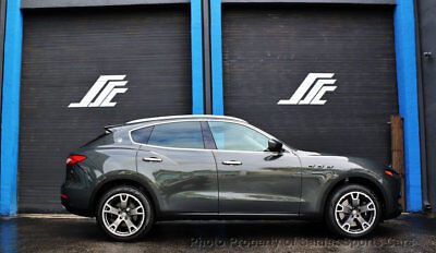 "Maserati Levante S 3.0L 2017 Maserati Levante S Pano Roof 21"" Wheels Adaptive Cruise Financing Available"