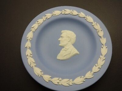 Wedgewood Mini Lincoln  Collectors Plate.