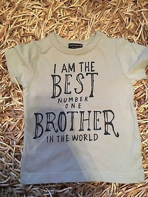 Cute Boys T-shirt From Next Age 6-9 Months