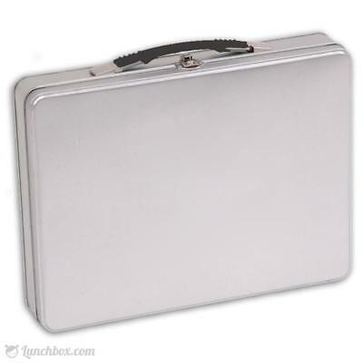Briefcase Attache Lunch Box - Perfect Lunchbox for Personalizing and Custom Work