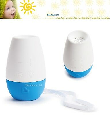 Munchkin Portable Sound And Light Baby Sleep Soother Shhh - Fast Delivery