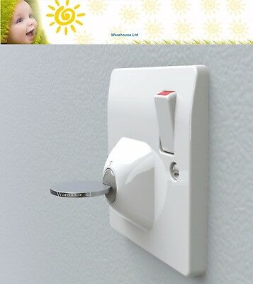 Lindam Xtra Guard Dual Guard Plug Socket Covers Baby Safe x 4 FREE Delivery
