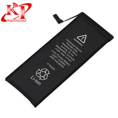 """Brand New Apple 3.82V Li-ion Battery Replacement For iPhone 6S 4.7"""" 1715mAh+Tool"""