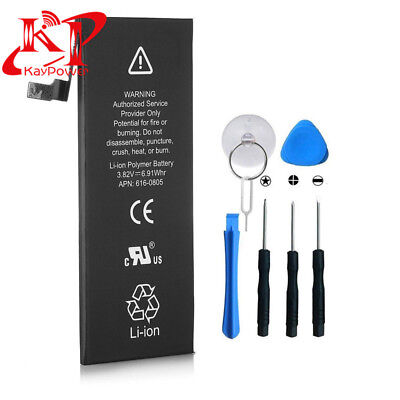 New OEM iPhone 6 Internal Battery Replacement 1810mAh Genuine Original + tools