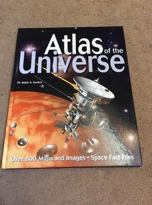 The Children's Atlas of the Universe by Bonnier Publishing Australia (Hardback,…
