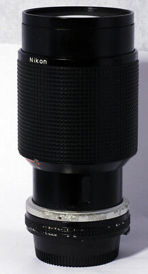 Nikon ZOOM-NIKKOR 50-135mm f/3.5 Ai-S Manual Lens with Caps Japan Made 831569