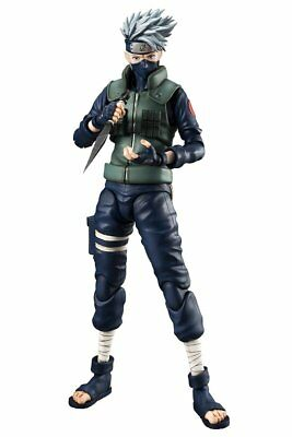 Megahouse Variable Action Heroes Dx: Naruto Shippuden: Hatake Kakashi Figure