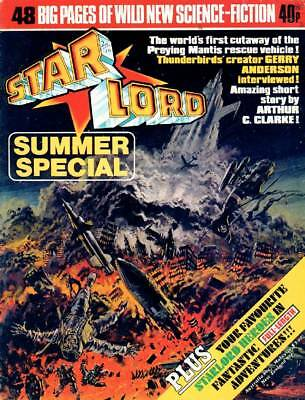 Starlord Comics - 1978 - Dvd Rom Collection