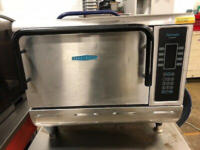 2010 TURBOCHEF Tornado 2 NGCD6 High Speed Rapid Cook Oven WORKS GREAT!!