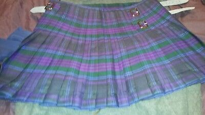 ut kilt spirit of Scotland wool 13oz
