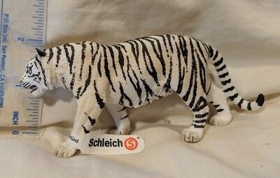 Schleich White Tiger Collectible Toy Figure New with Tag
