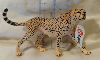 Schleich Cheetah Collectible Toy Figure New with Tag