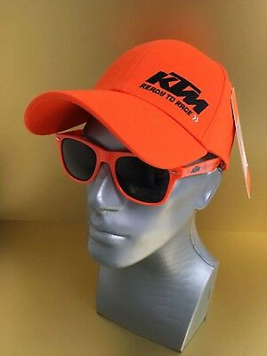 KD0014 KTM Racing Orange CAP Mütze Baseballcap Hut Neu Orange Racing MTB