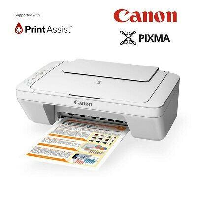 Affordable Canon PIXMA Home MG2560 3-In-1 Inkjet Printer Ink Cartridges Included