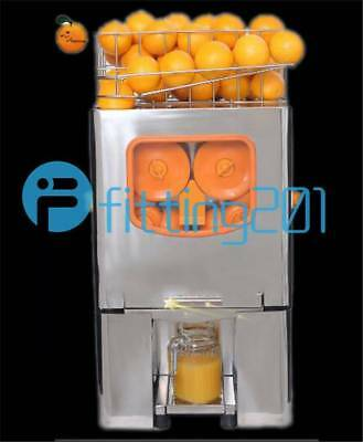 Electric Lemon Squeezer Commercial Press Juice Automatic Juicer Orange Citrus